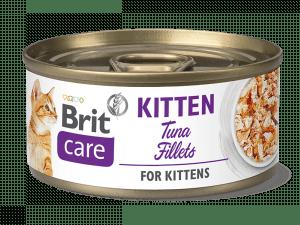 Brit Care Kittenvoer Blikje 70g