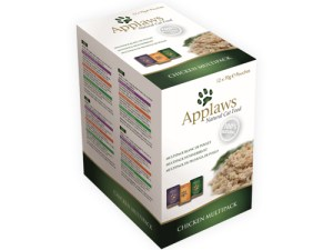 Applaws Cat Food in Broth Pouches Multipack 12 x 70g