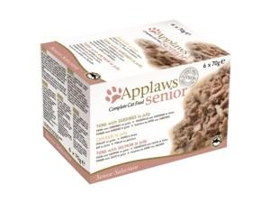 Applaws Senior Kattenvoer Multipack 6 x 70g