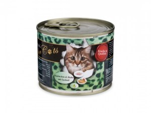 O'Canis Kattenvoer Konijn, Kip & Zalmolie