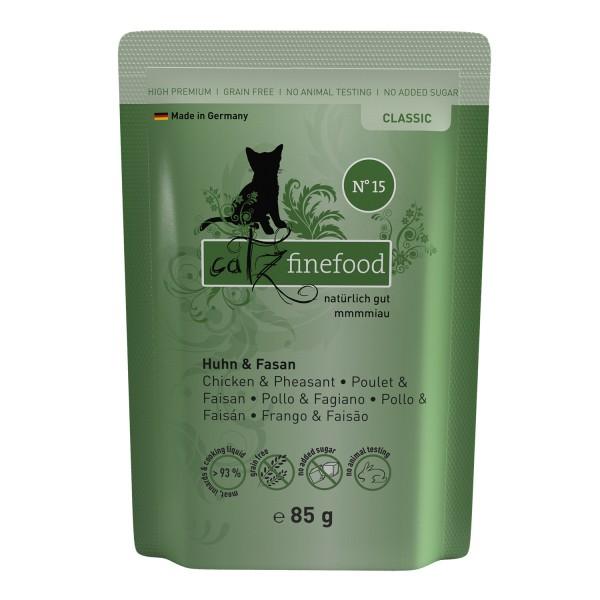 Catz finefood N°15 – Kip & Fazant