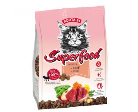 Porta21 Superfood Menu 3