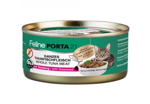 Feline Porta21 Tonijn & Zeewier