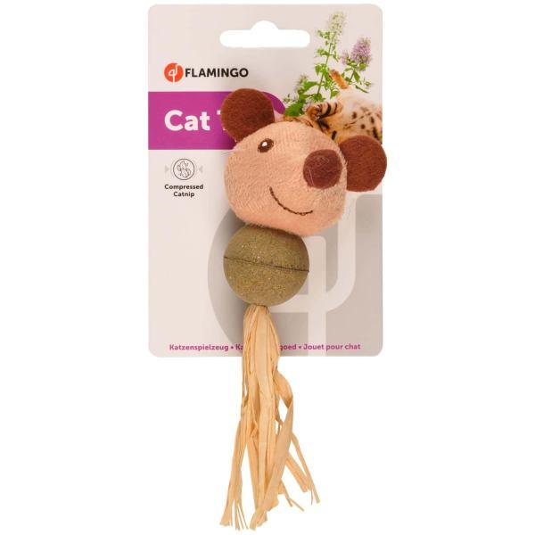Catnip Bal Speelgoed maakt je kat blij