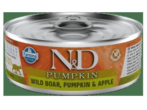 Farmina N&D Pumpkin Katten Natvoer 80g