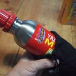 フェアハンドランタン用に消防法適用の燃料ボトルを買ってみた!