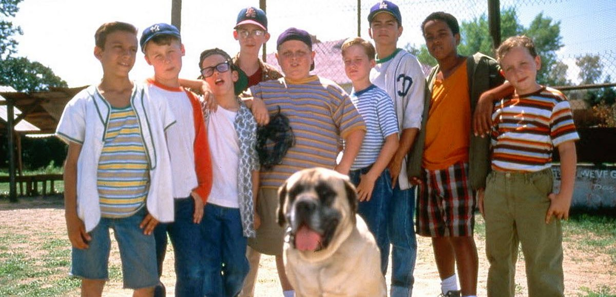 The Sandlot Best Comedies of the 90s