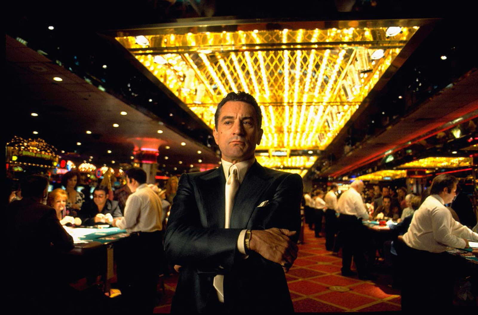 Where was the movie casino filmed chinook winds poker results