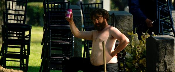 The Hafiankisngover Zach Galifianakis