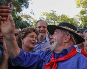 Lula em São Borja