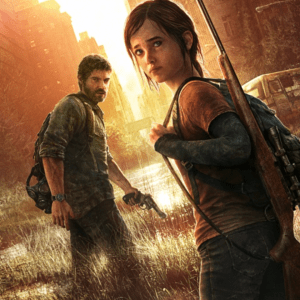 The Last of Us: Cover Art
