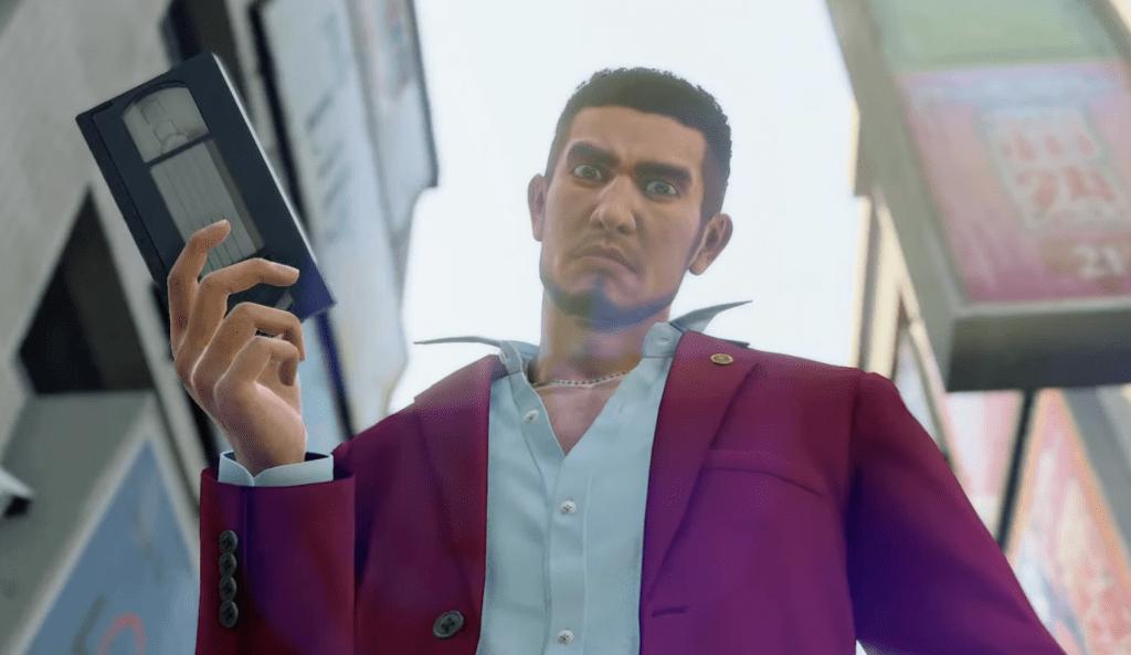 Yakuza: LaD: Kasuga and the Tape