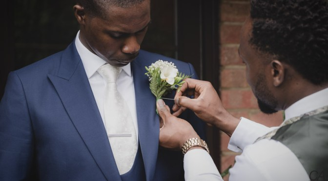 A man's guide to wedding outfit as a guest
