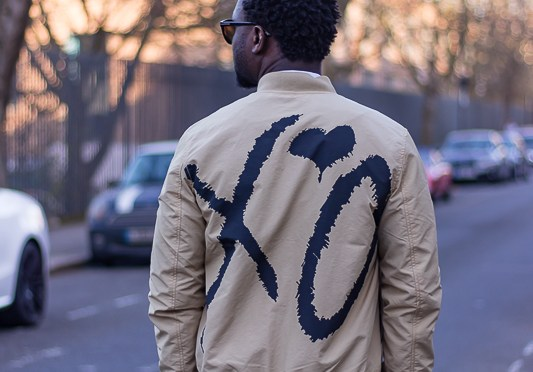The Weeknd and H&M's spring collection