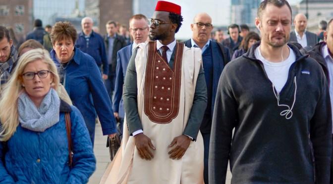 Cultured in Culture | London | Cuts for Him