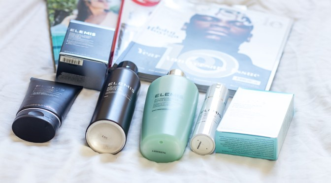 Love your skin, love Elemis | Cuts for Him review