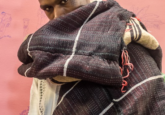 Labrum's Freetown collection at LFWM AW18   Cuts for Him