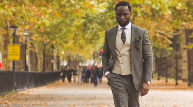 Dress to impress for the season | Cuts for Him