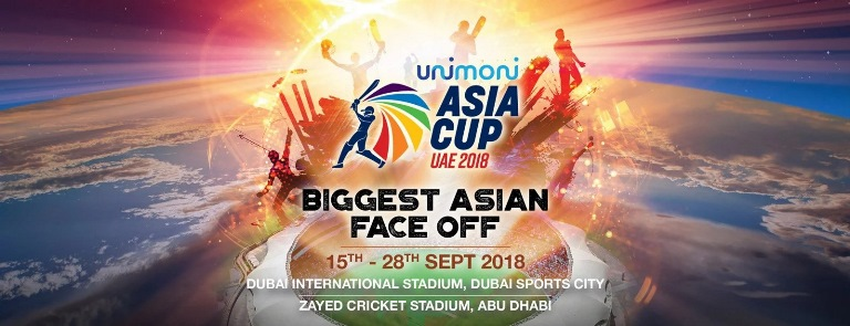 The Asia Cup – a window to better global events?