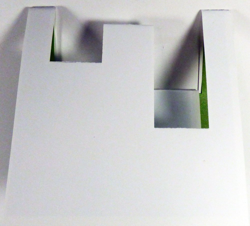 Tri-Level Popup Card
