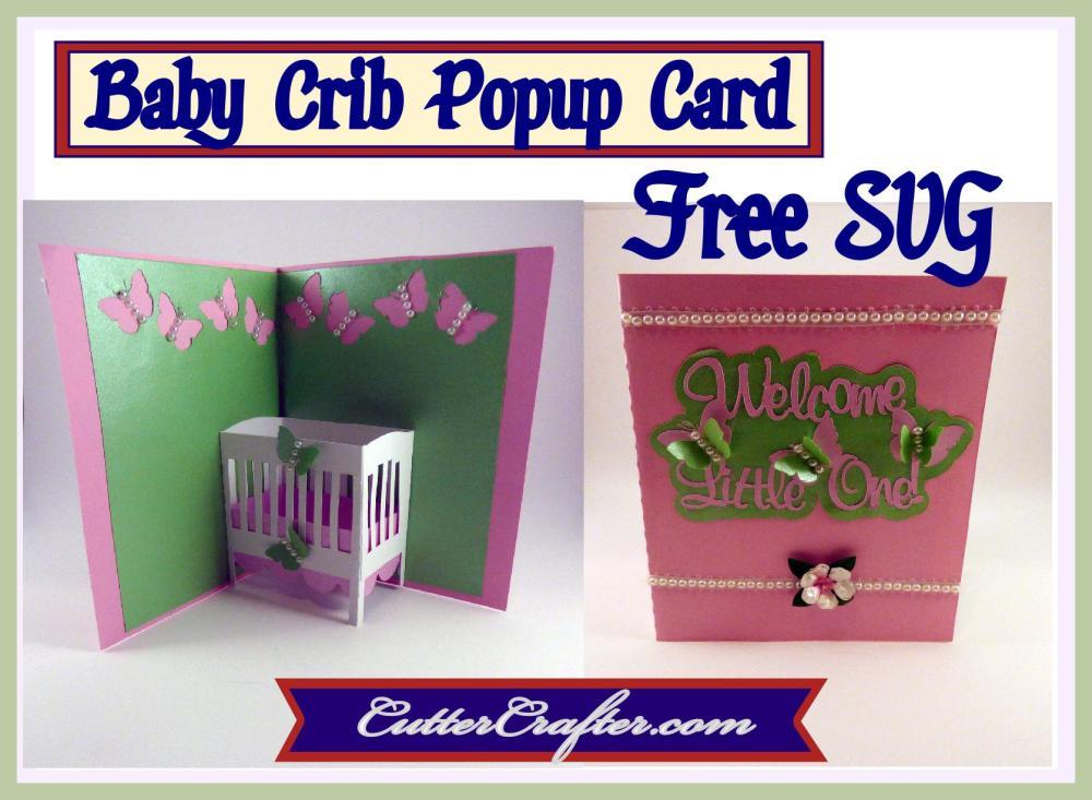 Baby Crib Popup