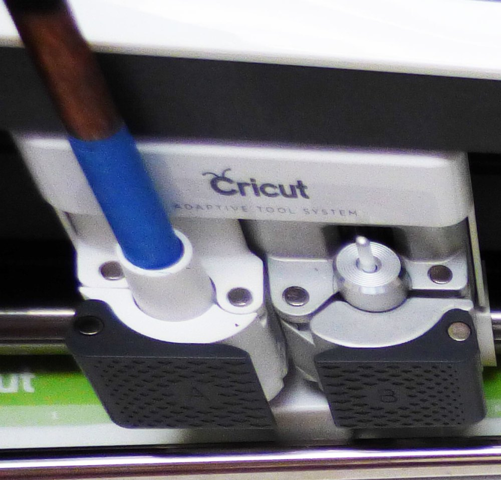 Embossing Stylus In Cricut Maker