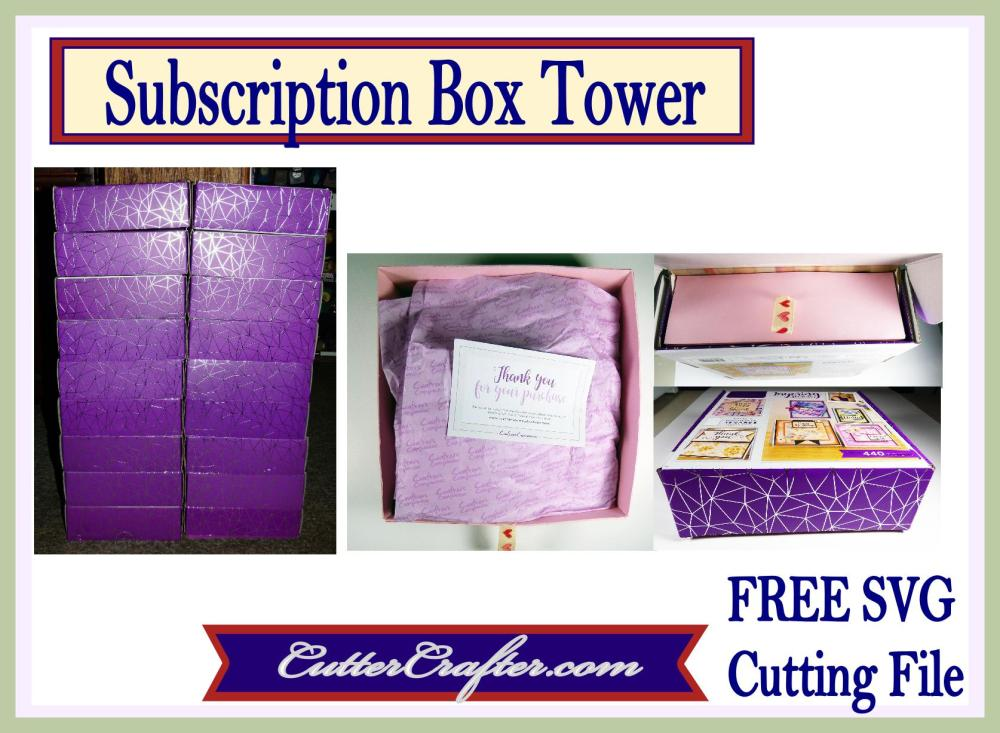 Subscription Box Tower