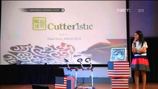 Cutteristic - Morning Show IMS Net TV, 25 Agustus 2014 05