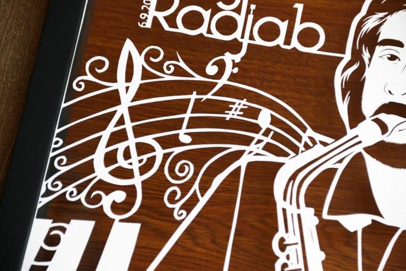 Cutteristic - Birthday Gift Eddy Radjab Jazz Saxophone 5