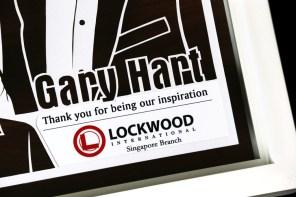 Cutteristic - Corporate Gift Lockwood International Gary Hart 5