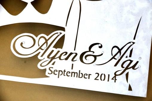 Cutteristic - Wedding Gift Ayen Agi 4