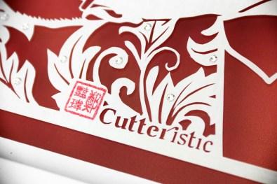 Cutteristic - Wedding Gift Cherryl Rendy 5