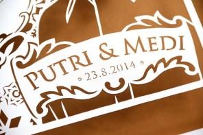 Cutteristic - Wedding Gift Putri Medi 5