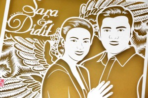 Cutteristic - Wedding Gift Sara Djojohadikusumo Didit Harwendro 3
