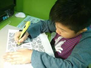 Paper cutting for kids