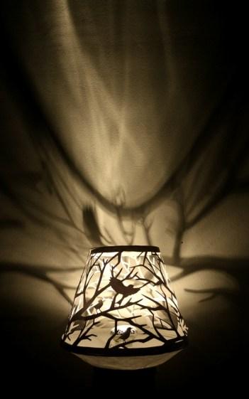 Cutteristic - Bird Forest Paper Cutting Lamp 7
