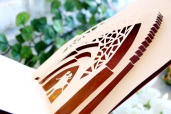 Cutteristic - Pop up Card wedding 2