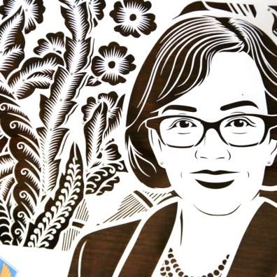 Cutteristic - Kado Ulang Tahun Menteri Keuangan Sri Mulyani Indrawati 2