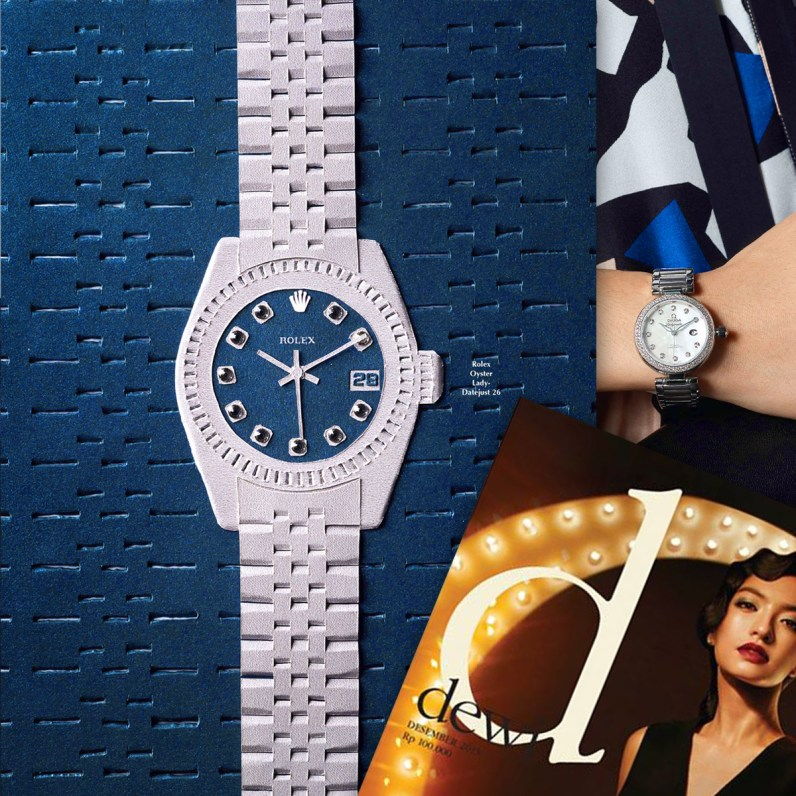 Rolex Oyster Lady Datejust 26