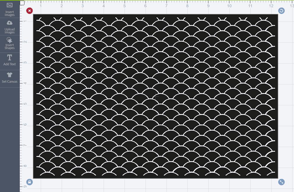 Download Free SVG Cut Files | Design a Split Patterned Word Using ...