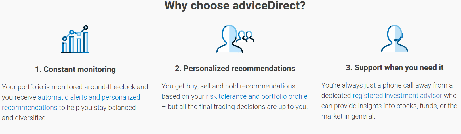 advice Direct Why