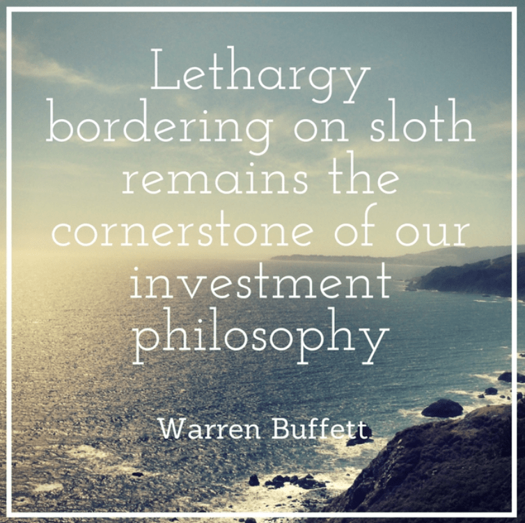 Lethargy Quote