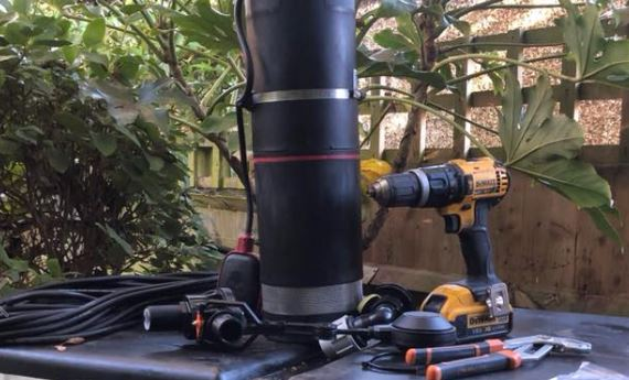 Cutting edge pumps