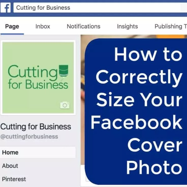 Tutorial: How to Correctly Size Your Facebook Cover Photo ...