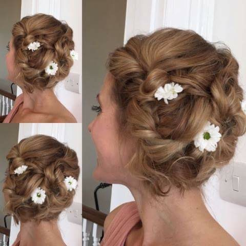 how to perfect wedding hair cutting garden hair