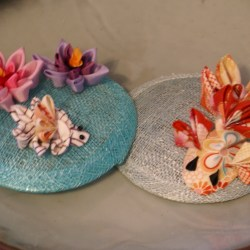 Sneak Peek of part of the Goldfish and Waterlilies collection