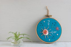 Embroidery Hoop by Harper and Finch