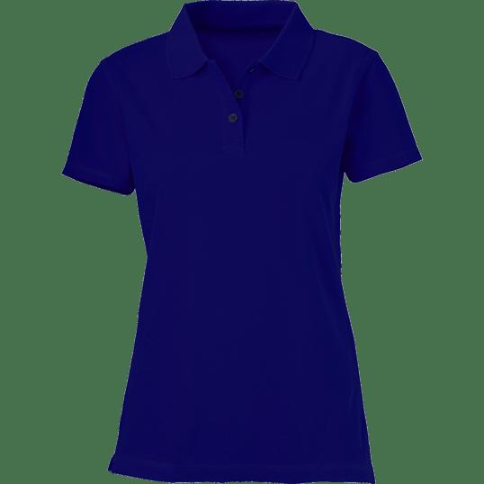 f6962029 Plain Royal Blue Women's Polo Shirt – Cutton Garments