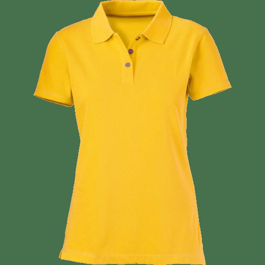 yellow gold plain shirt