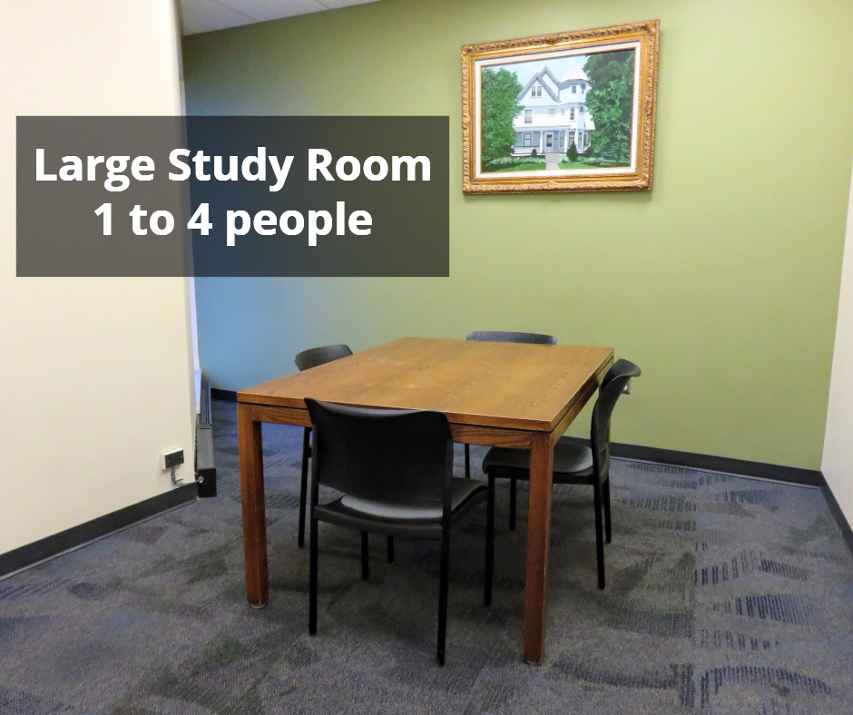 Cuyahoga Falls Library - Study Rooms